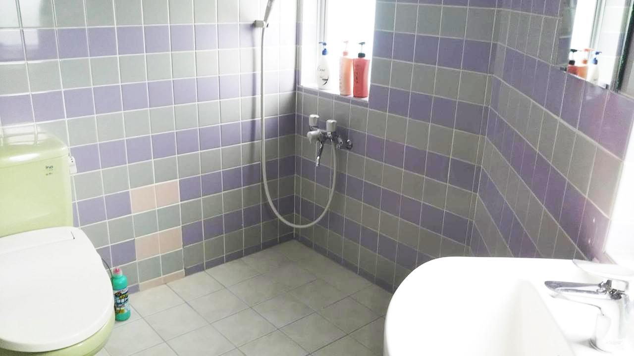 トイレ(洗浄機能付き便座)&シャワー